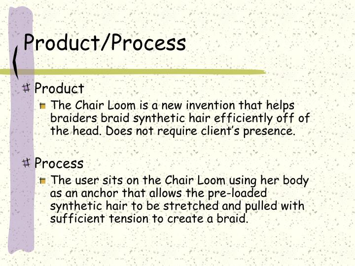 Product process