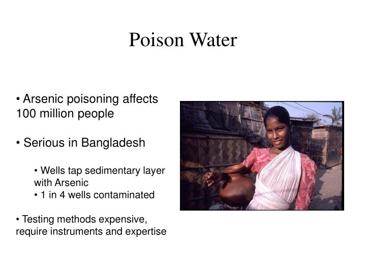 Poison Water
