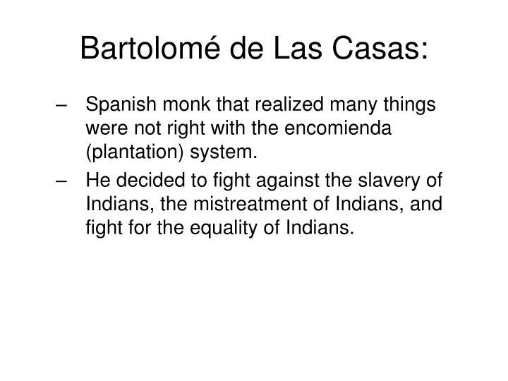 Bartolomé de Las Casas: