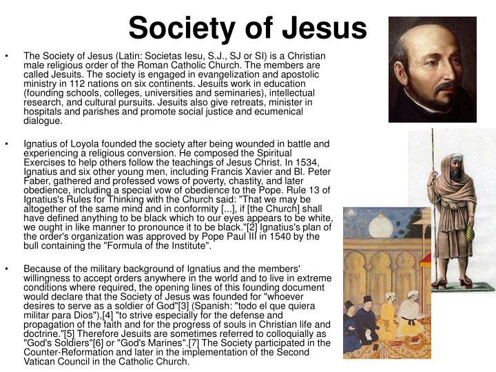 Society of Jesus