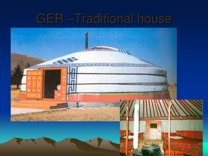 GER –Traditional house