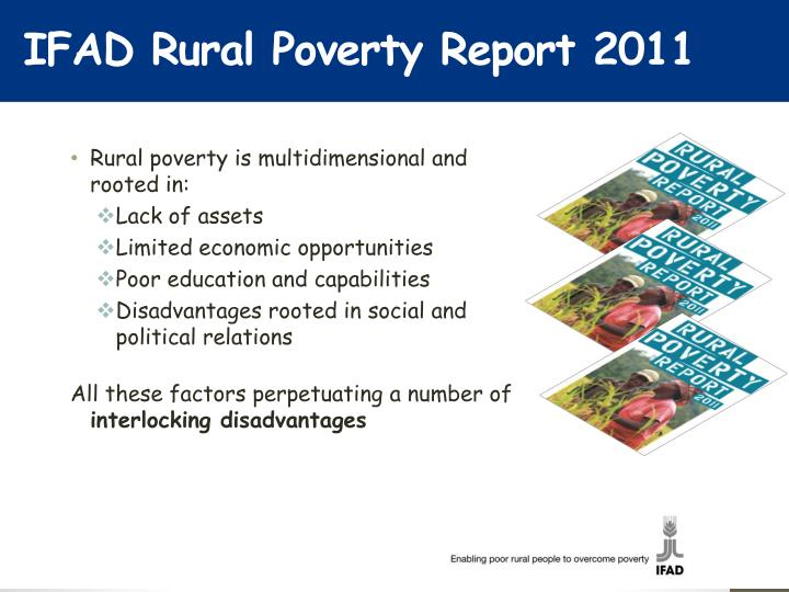 IFAD Rural Poverty Report 2011