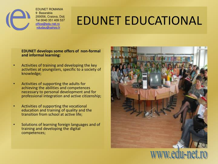 Edunet educational