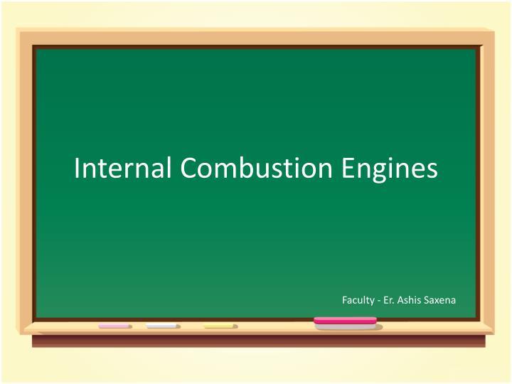 internal combustion engines n.