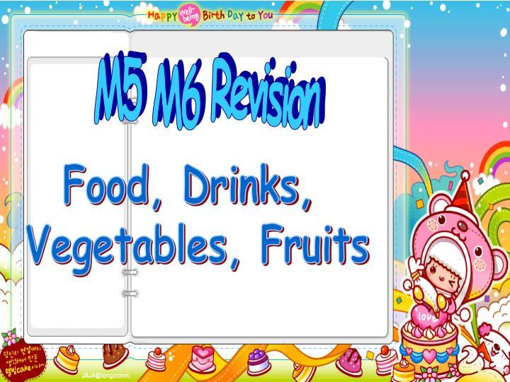 M5 M6 Revision