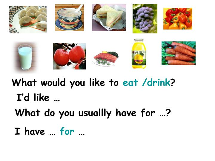 What would you like to