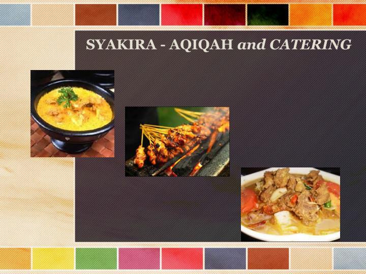 Syakira aqiqah and catering