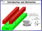 introduction and motivation1