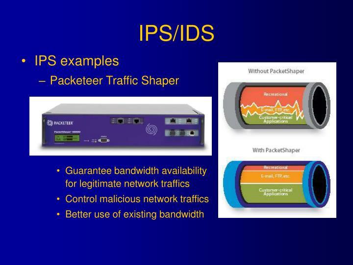 IPS/IDS