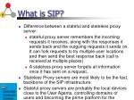 what is sip3
