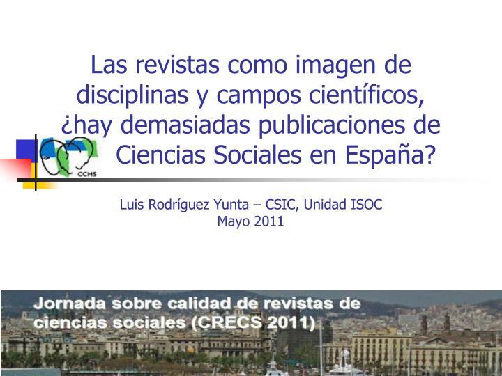 Jornada crecs 2011