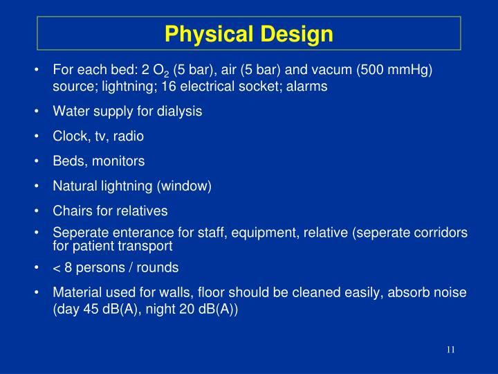 Physical Design