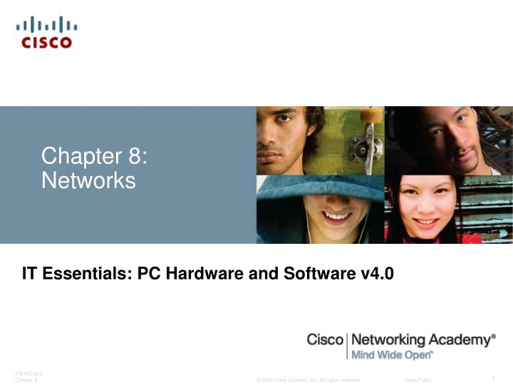 chapter 8 networks n.