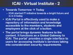 icai virtual institute 2