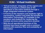 icai virtual institute