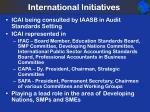 international initiatives1