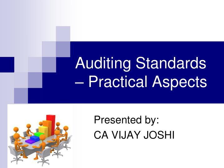 auditing standards practical aspects n.
