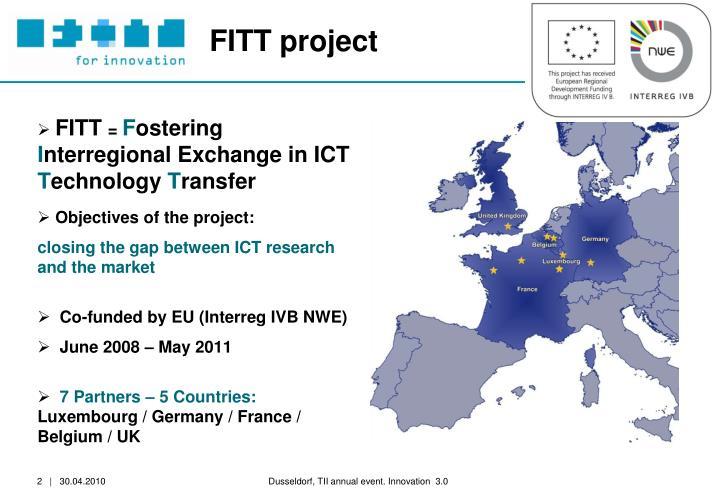 Fitt project