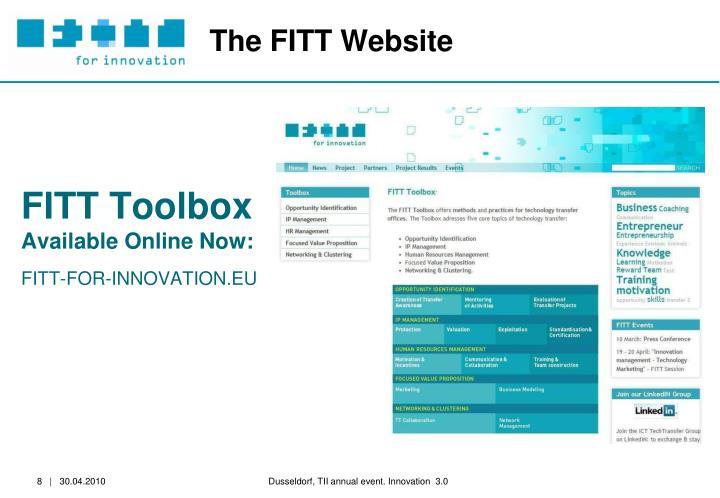 FITT Toolbox