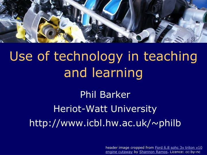 use of technology Get the latest bbc technology news: breaking news and analysis on computing, the web, blogs, games, gadgets, social media, broadband and more.