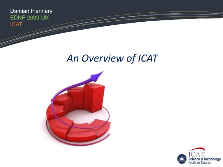 An overview of icat
