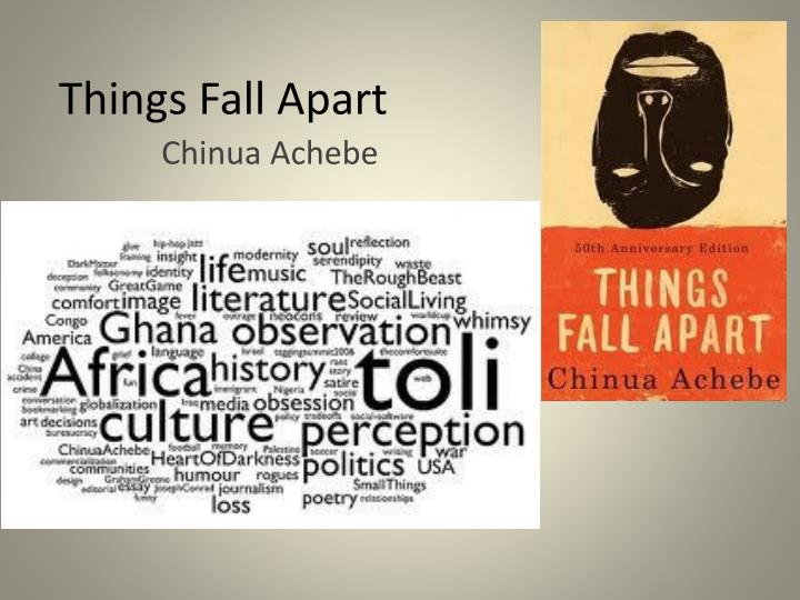 the importance of teamwork in things fall apart by chinua achebe Literature study guides  things fall apart by chinua achebe the ones who  after reading a book and its enotes study guide, prepare for your next test with an instructive quiz enotes study.