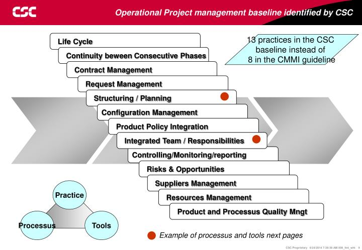 Integrated Team / Responsibilities