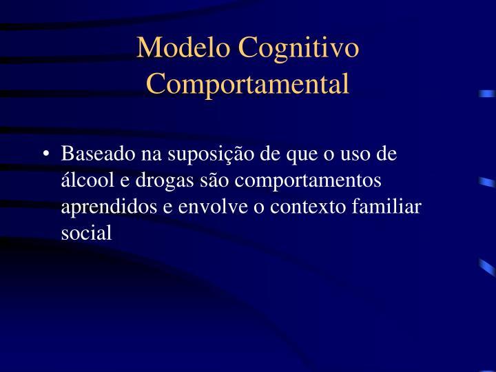 Modelo Cognitivo Comportamental