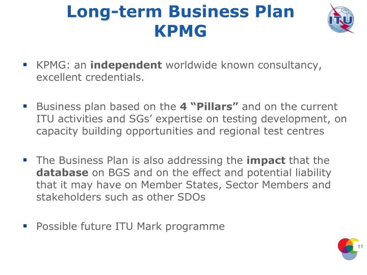 Long-term Business Plan