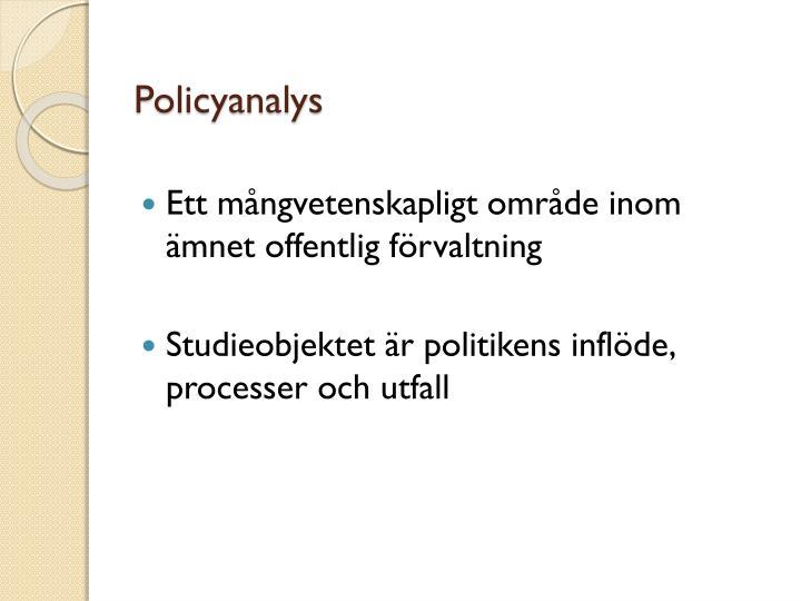 Policyanalys1