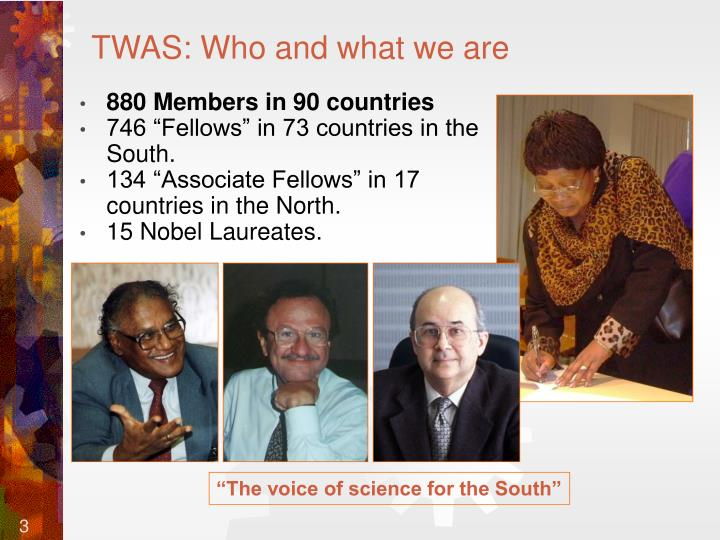 Twas who and what we are1