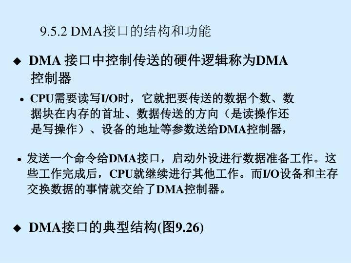 9.5.2 DMA