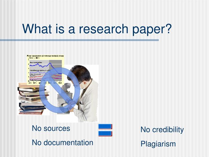 research paper sources online Yet a research paper is more than the sum of your sources, more than a collection of different pieces of information about a topic, and more than a review of the literature in a field a research paper analyzes a perspective or argues a point.