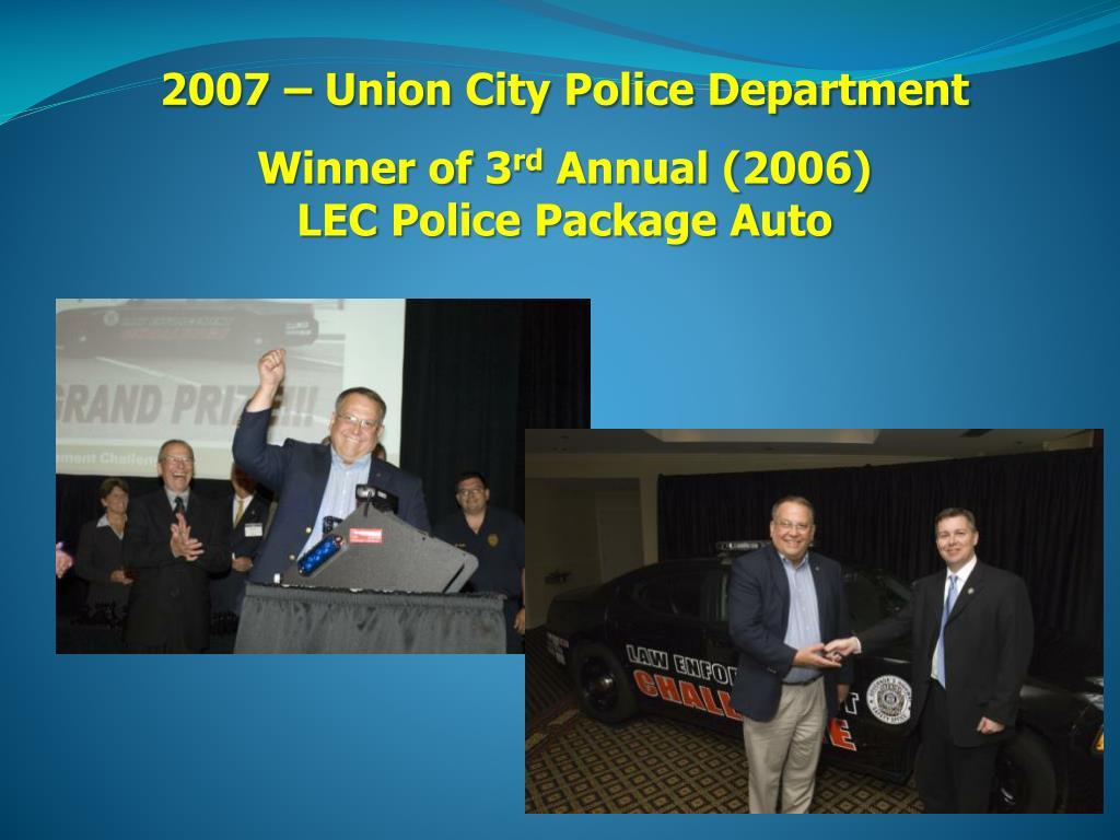 PPT - Brenda Jones Law Enforcement Challenge Coordinator