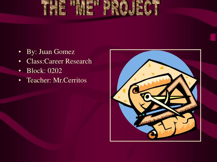 the me project n.