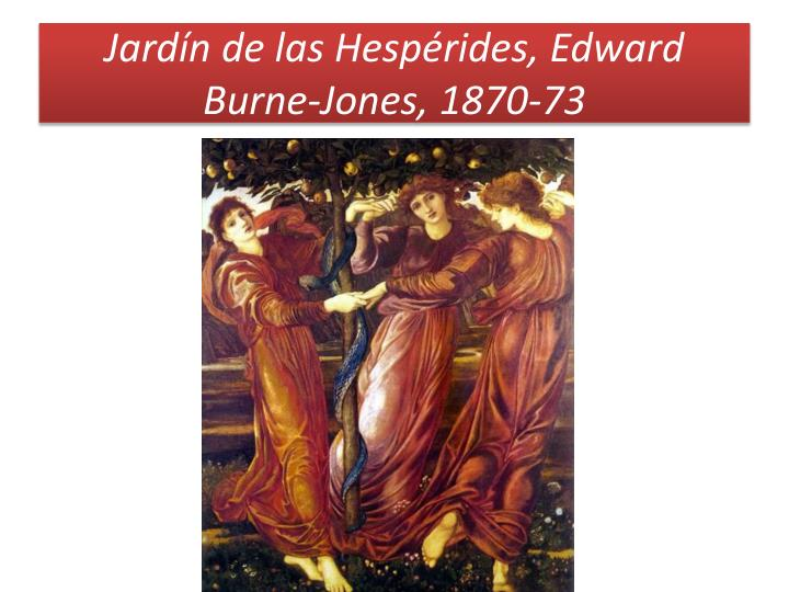 Jardín de las Hespérides, Edward
