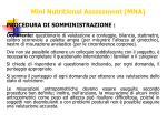 mini nutritional assessment mna10