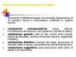 mini nutritional assessment mna3