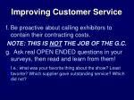 improving customer service2