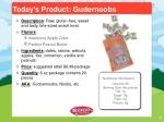 today s product gudernoobs