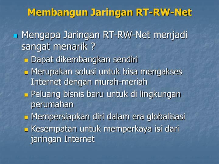Membangun jaringan rt rw net1