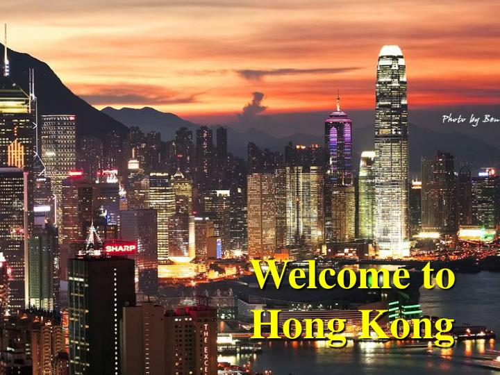 Ppt Welcome To Hong Kong Powerpoint Presentation Id3514856
