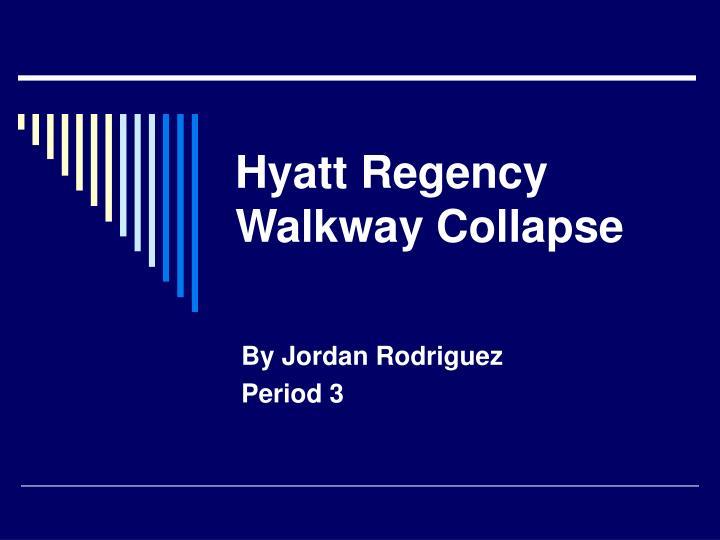 hyatt regency walkway collapse n.