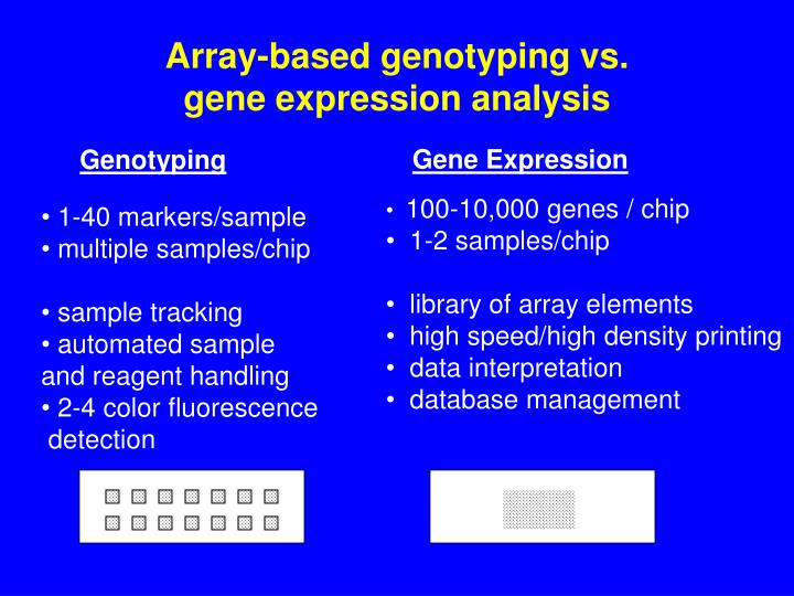 Genotyping