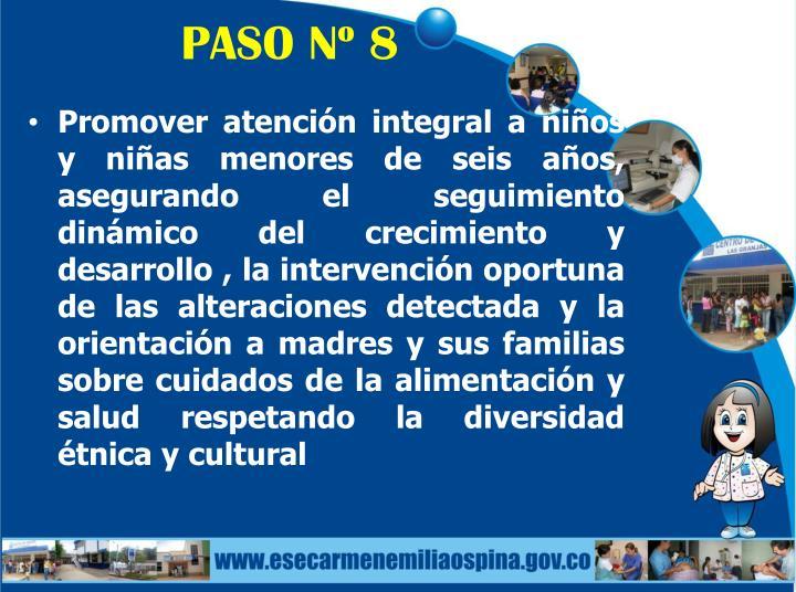 PASO Nº 8