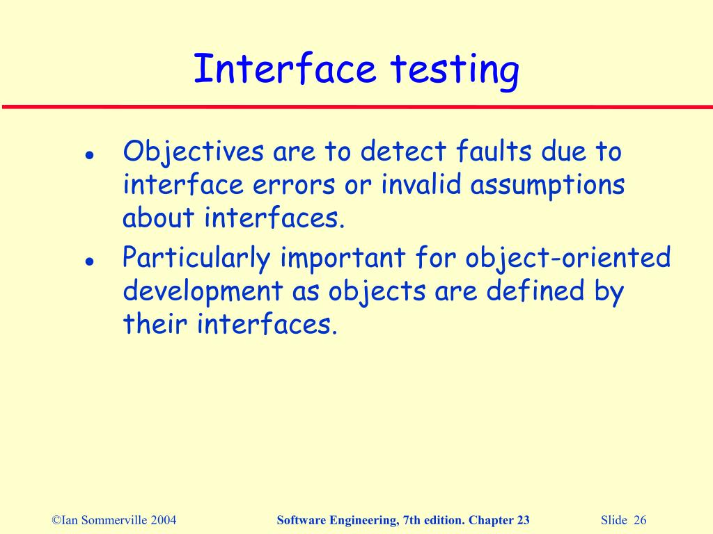PPT - Software testing PowerPoint Presentation - ID:3515392