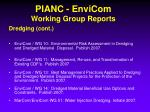 pianc envicom working group reports