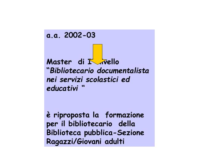 a.a. 2002-03