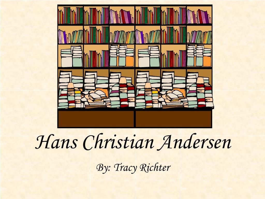 Ppt Hans Christian Andersen Powerpoint Presentation Id 3516599