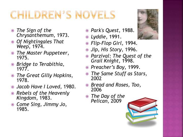 Children's Novels